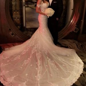 Eve of Milady Couture Gown